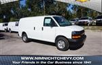 2018 Express 2500 4x2,  Adrian Steel Commercial Shelving Upfitted Cargo Van #8G157 - photo 1
