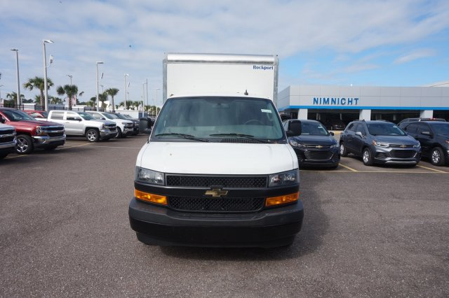 2018 Express 3500 4x2,  Rockport Workport Service Utility Van #8G163 - photo 4