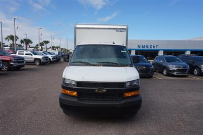 2018 Express 3500 4x2,  Rockport Workport Service Utility Van #8G164 - photo 4