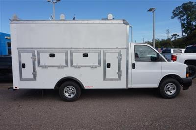 2018 Express 3500 4x2,  Rockport Workport Service Utility Van #8G164 - photo 6