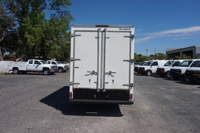 2018 Express 3500 4x2,  Rockport Cargoport Cutaway Van #8G28 - photo 8
