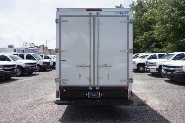 2018 Express 3500 4x2,  Rockport Cargoport Cutaway Van #8G28 - photo 2