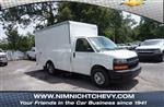 2018 Express 3500 4x2,  Rockport Cutaway Van #8G28 - photo 1
