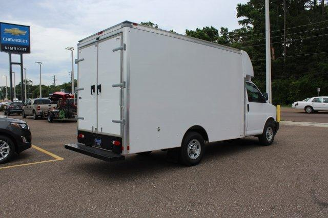 2018 Express 3500 4x2,  Supreme Spartan Cargo Cutaway Van #8G30 - photo 2