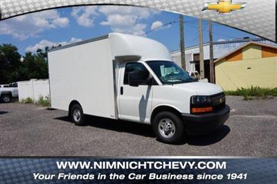 2018 Express 3500 4x2,  Supreme Spartan Cargo Cutaway Van #8G45 - photo 1