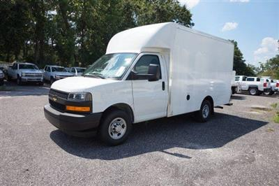 2018 Express 3500 4x2,  Supreme Spartan Cargo Cutaway Van #8G45 - photo 4