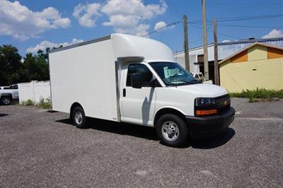 2018 Express 3500 4x2,  Supreme Spartan Cargo Cutaway Van #8G45 - photo 5