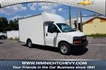2018 Express 3500 4x2,  Supreme Spartan Cargo Cutaway Van #8G45 - photo 1