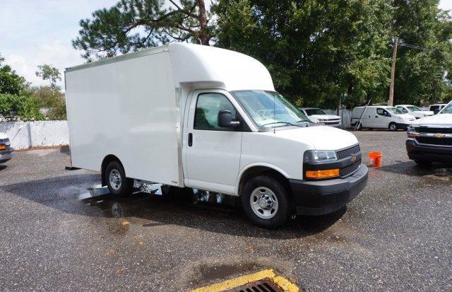 2018 Express 3500 4x2,  Supreme Spartan Cargo Cutaway Van #8G51 - photo 7
