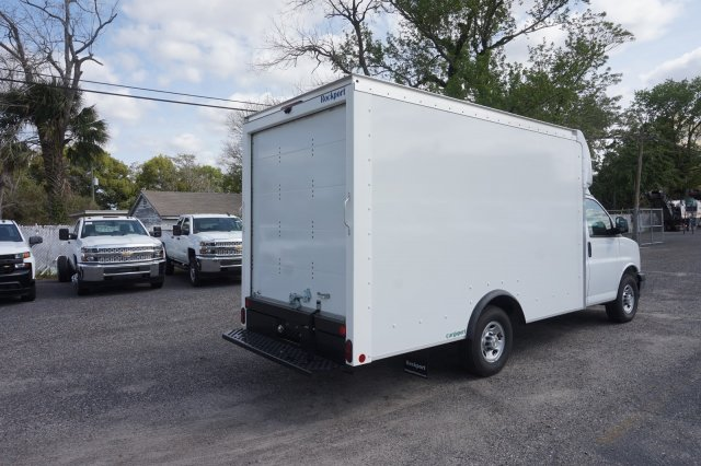 2018 Express 3500 4x2,  Rockport Cargoport Cutaway Van #8G62 - photo 2