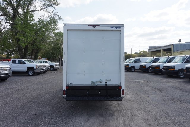2018 Express 3500 4x2,  Rockport Cargoport Cutaway Van #8G62 - photo 7