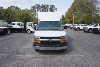 2018 Express 3500 4x2,  Rockport Cargoport Cutaway Van #8G62 - photo 4