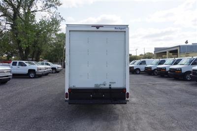 2018 Express 3500 4x2,  Rockport Cargoport Cutaway Van #8G62 - photo 7