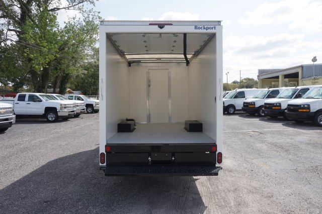 2018 Express 3500 4x2,  Rockport Cargoport Cutaway Van #8G95 - photo 8