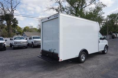 2018 Express 3500 4x2,  Rockport Cargoport Cutaway Van #8G95 - photo 2
