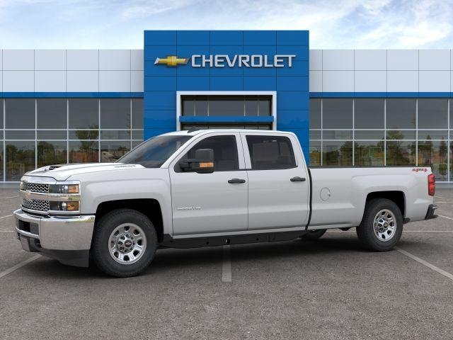 2019 Silverado 3500 Crew Cab 4x4,  Pickup #9C149 - photo 3