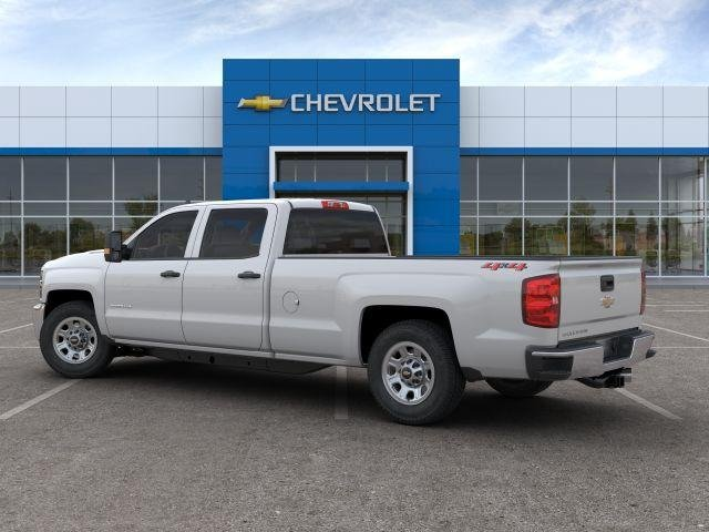 2019 Silverado 3500 Crew Cab 4x4,  Pickup #9C149 - photo 2