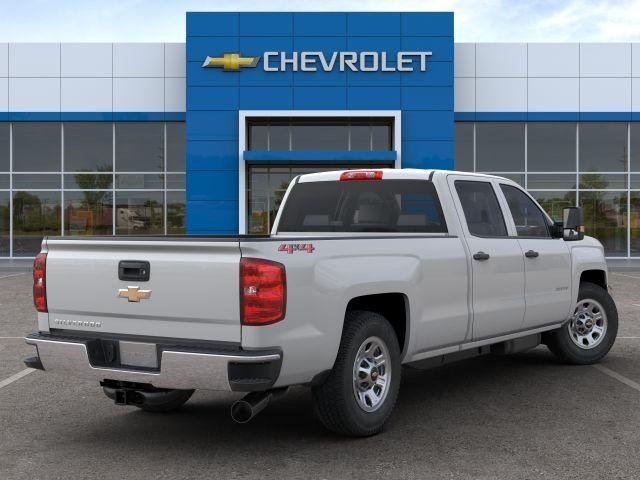 2019 Silverado 3500 Crew Cab 4x4,  Pickup #9C149 - photo 4