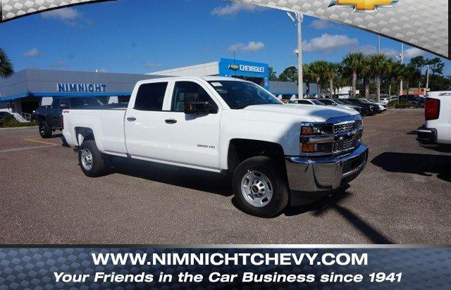 2019 Silverado 2500 Crew Cab 4x4,  Pickup #9C159 - photo 1