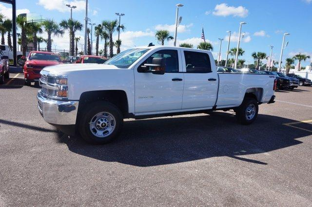 2019 Silverado 2500 Crew Cab 4x4,  Pickup #9C159 - photo 4