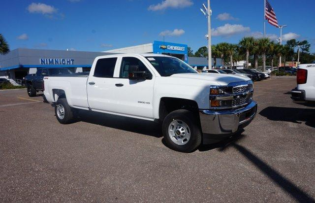 2019 Silverado 2500 Crew Cab 4x4,  Pickup #9C159 - photo 5
