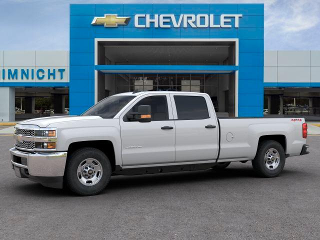 2019 Silverado 2500 Crew Cab 4x4,  Pickup #9C160 - photo 3