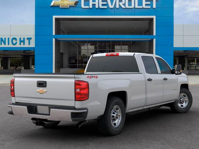 2019 Silverado 2500 Crew Cab 4x4,  Pickup #9C160 - photo 4