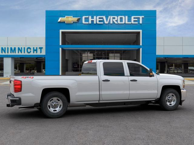 2019 Silverado 2500 Crew Cab 4x4,  Pickup #9C160 - photo 5