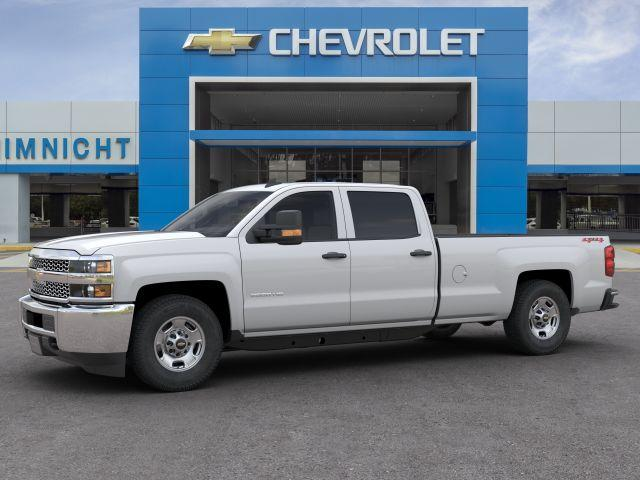 2019 Silverado 2500 Crew Cab 4x4,  Pickup #9C165 - photo 2