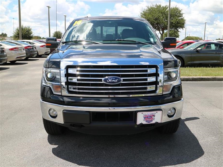 2014 F-150 Super Cab 4x4, Pickup #13563A - photo 3