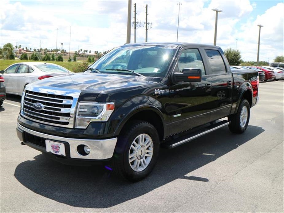 2014 F-150 Super Cab 4x4, Pickup #13563A - photo 4