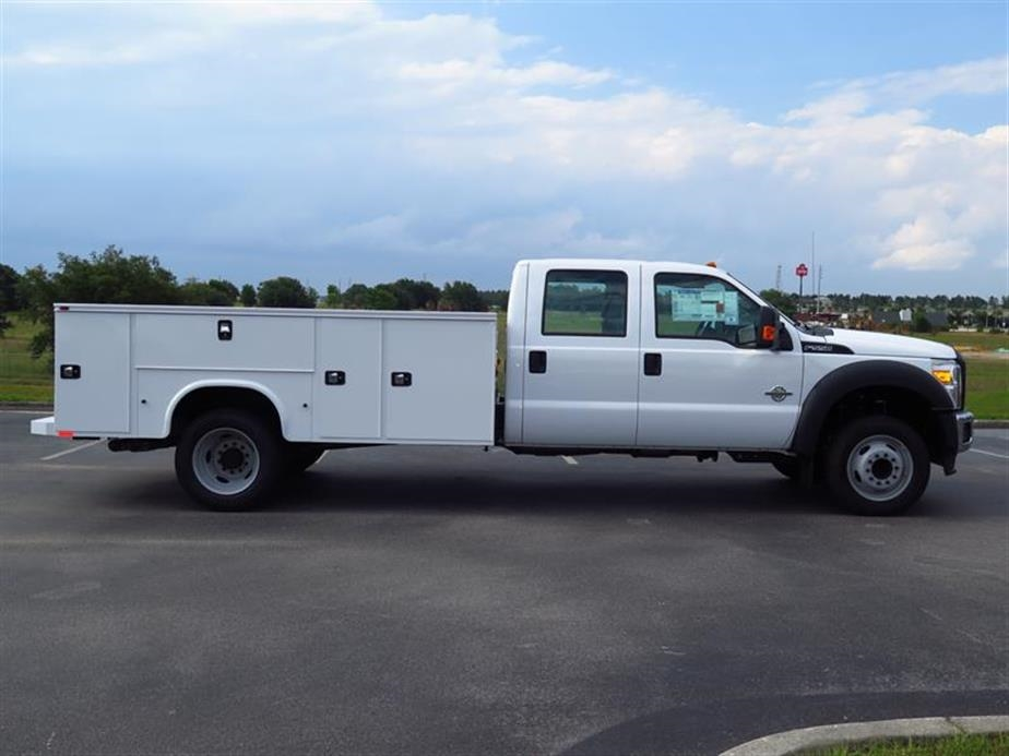 2016 F-550 Crew Cab DRW, Knapheide Service Body #13678 - photo 3