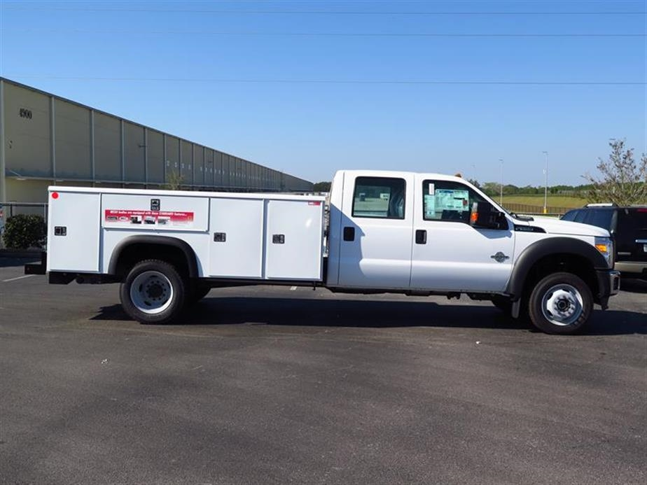 2016 F-550 Crew Cab DRW 4x4, Service Body #13872 - photo 3