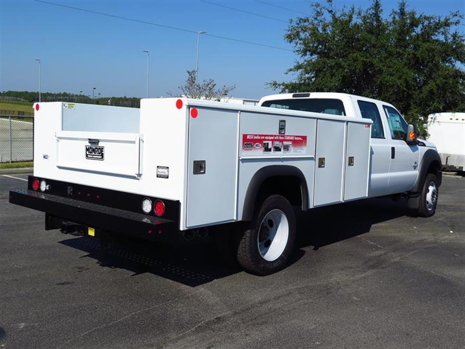2016 F-550 Crew Cab DRW 4x4, Service Body #13872 - photo 2