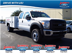 2016 F-550 Crew Cab DRW 4x4, Service Body #13872 - photo 1