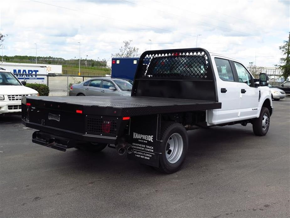 2017 F-350 Crew Cab DRW 4x4, Knapheide Platform Body #14581 - photo 2
