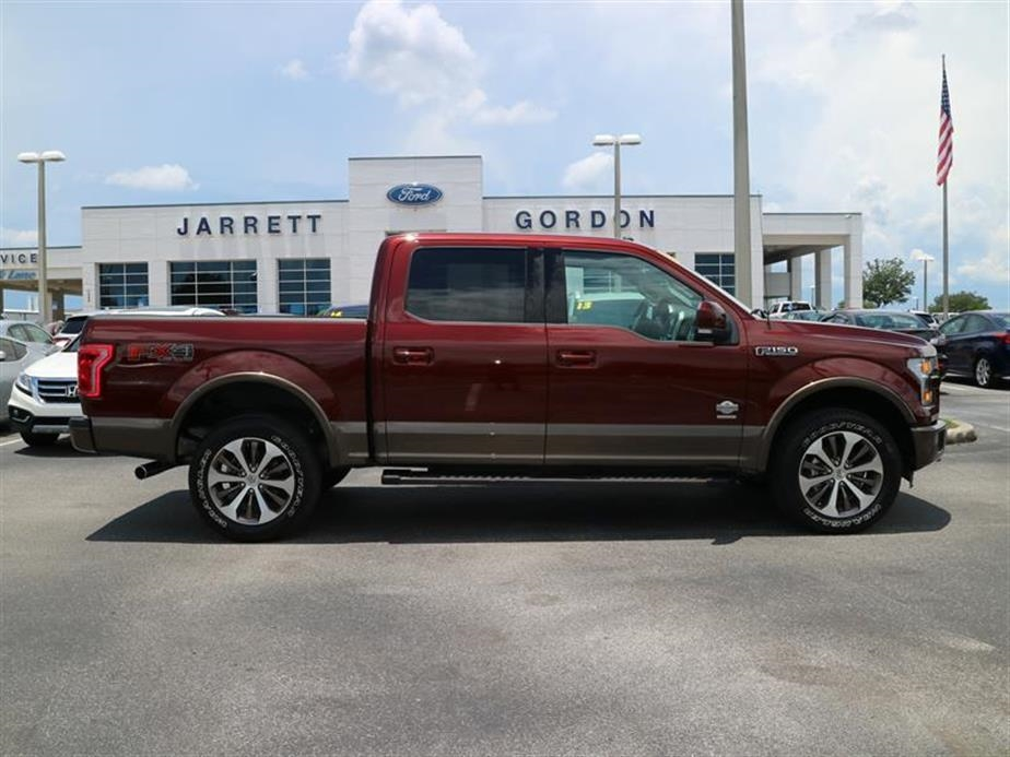 2016 F-150 Super Cab 4x4, Pickup #15466A - photo 3