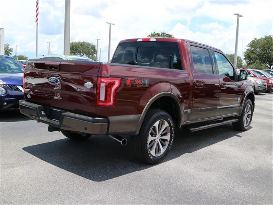 2016 F-150 Super Cab 4x4, Pickup #15466A - photo 2