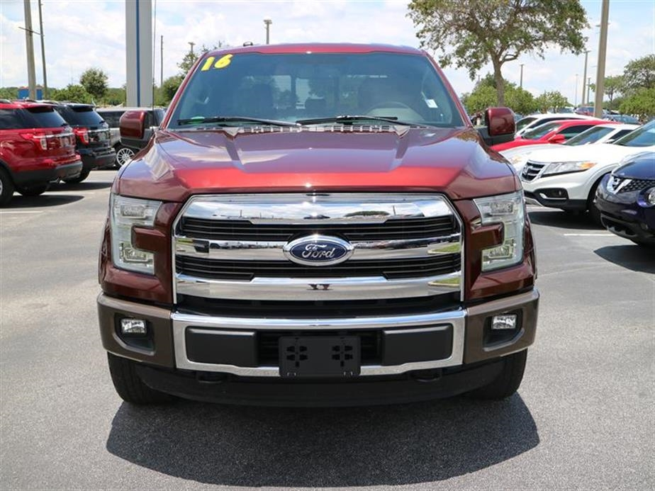 2016 F-150 Super Cab 4x4, Pickup #15466A - photo 8