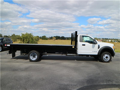 2017 F-550 Regular Cab DRW, Knapheide Value-Master X Platform Body #15531 - photo 3