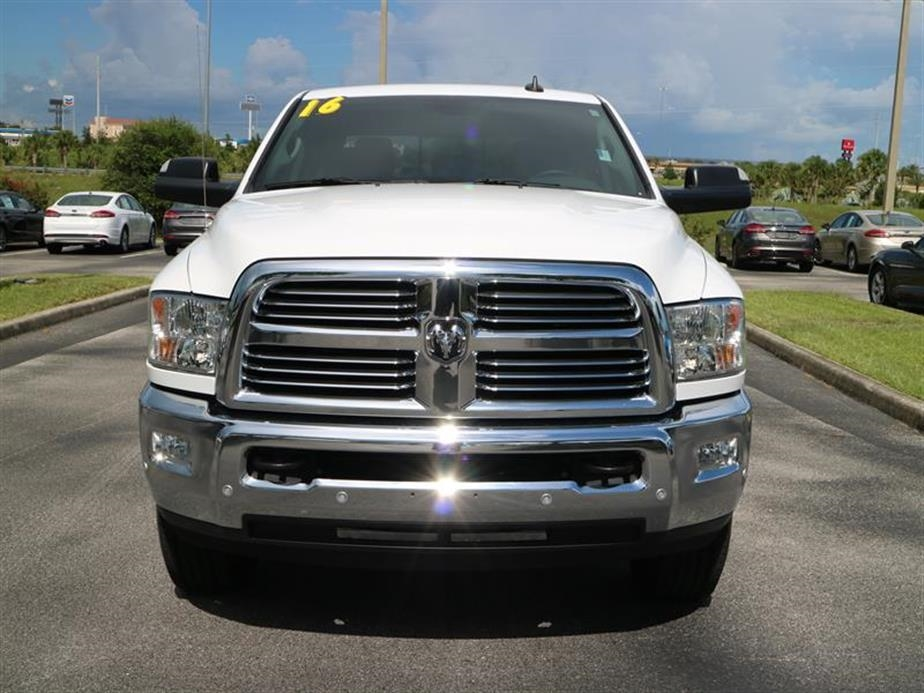 2016 Ram 2500 Mega Cab 4x4, Pickup #15566A - photo 3