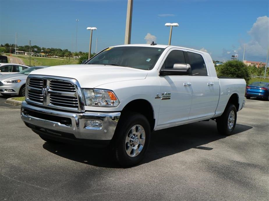 2016 Ram 2500 Mega Cab 4x4, Pickup #15566A - photo 4