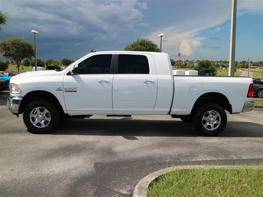 2016 Ram 2500 Mega Cab 4x4, Pickup #15566A - photo 5