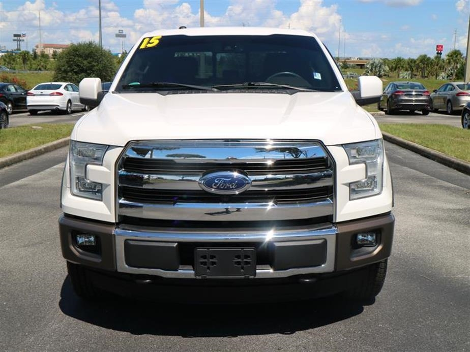 2015 F-150 Super Cab 4x4, Pickup #16175A - photo 3