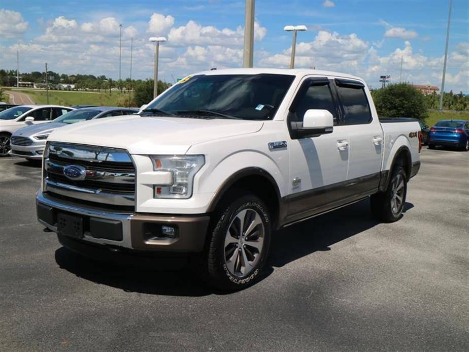 2015 F-150 Super Cab 4x4, Pickup #16175A - photo 4
