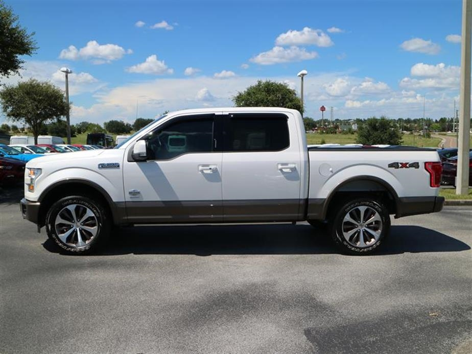 2015 F-150 Super Cab 4x4, Pickup #16175A - photo 5
