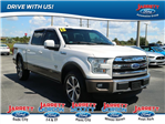 2015 F-150 Super Cab 4x4, Pickup #16175A - photo 1