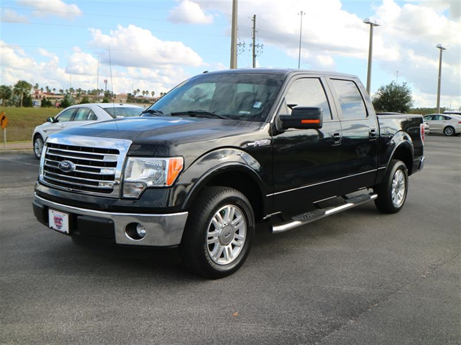 2014 F-150 Super Cab Pickup #16346A - photo 3
