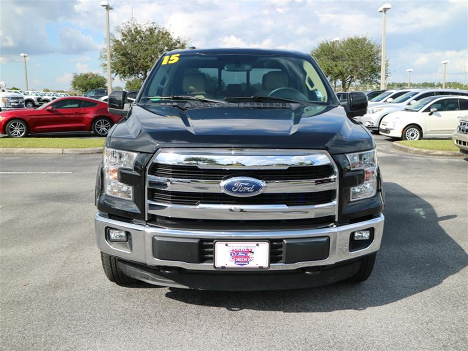 2015 F-150 Super Cab 4x4 Pickup #16489A - photo 3