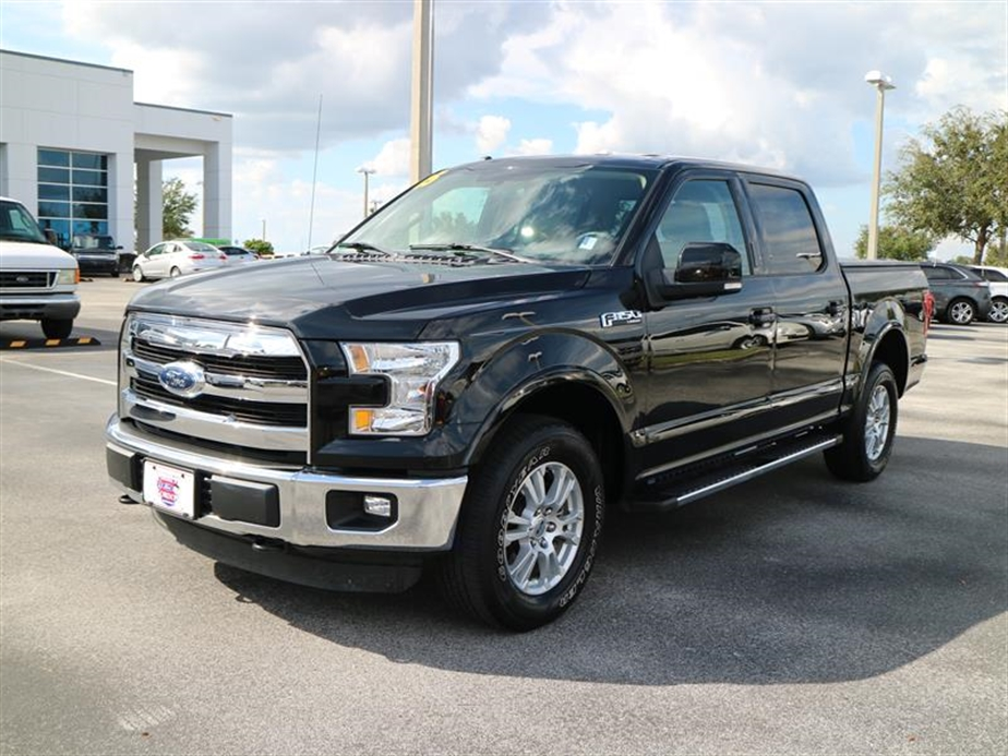 2015 F-150 Super Cab 4x4 Pickup #16489A - photo 4
